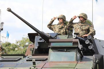 Polnische Soldaten (Symbolbild)