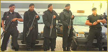 Private Security (Symbolbild)