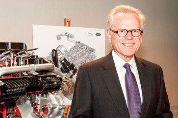 Dr. Wolfgang Ziebart Bild: Jaguar Land Rover