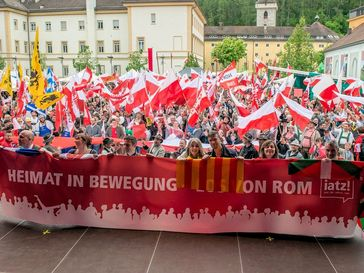 85 Prozent der Südtiroler wollen Abschied von Italien
