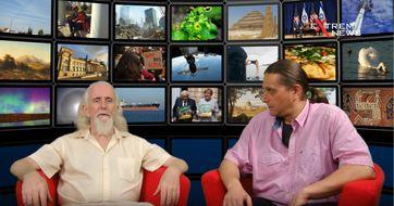 Screenshot aus dem Ende befindlichen Videobeitrag