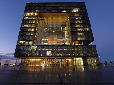 Thyssenkrupp Q1 Gebäude