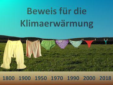 Klimawandel: So alt wie die Erde an sich. Laut Wissenschaft steht dieser nicht in Zusammenhang mit CO2 (Symbolbild)