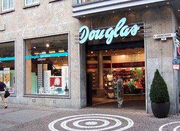 Douglas-Geschäft in Darmstadt
