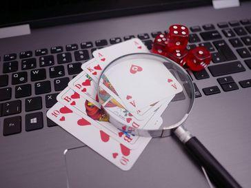 Online Casino (Symbolbild)