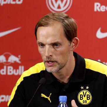 Thomas Tuchel als BVB Trainer