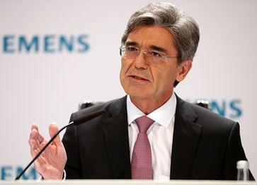 Joe Kaeser, Vorsitzender des Vorstands der Siemens AG (2014), Archivbild