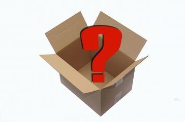 Fragezeichen - Paket