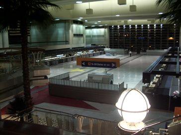 Flughafen von Los Angeles: Haupthalle des Tom Bradley International Terminal
