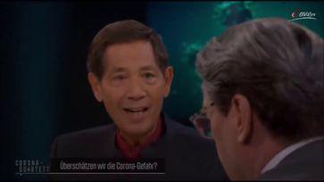 "Bild: SS Video: ""Corona-Quartett- Servus TV - Teil 1"" (https://youtu.be/oK6RKKaHC1E) / Eigenes Werk"