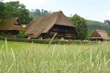 Der Vogtsbauernhof im gleichnamigen Freilichtmuseum (Symbolbild)