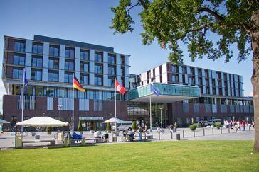 Neuer Haupteingang Universitätsklinikum Hamburg-Eppendorf (2011)