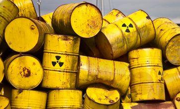 Atommüll ... (Symbolbild)