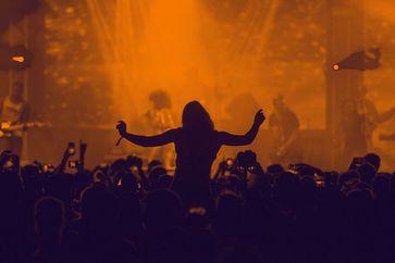 Musikfestival (Symbolbild)