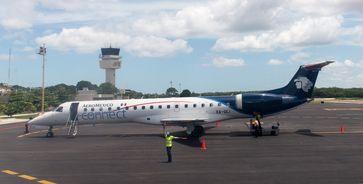 Embraer ERJ-145LU der Aeromexico