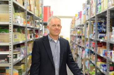 "Markus Heide - Gründer & Geschäftsführer World of Sweets /Bild: ""obs/World of Sweets"""