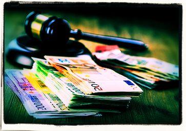 Geldstrafe (Symbolbild)