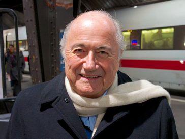 Sepp Blatter (2013)