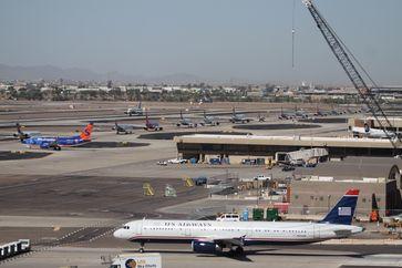 Sky Harbor International Airport in Phoenix (Symbolbild)