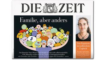 """Cover: DIE ZEIT 28/19 / Bild: """"obs/DIE ZEIT"""""""