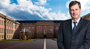 """Der rechtspolitische Sprecher der AfD-Fraktion im Landtag Brandenburg, Thomas Jung Bild: """"obs/AfD-Fraktion im Brandenburgischen Landtag"""""""