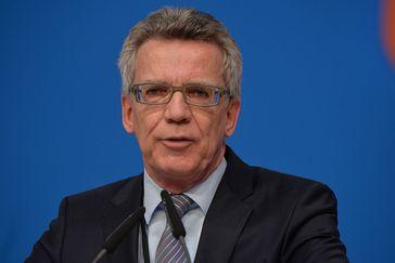 Thomas De Maizière (2015)