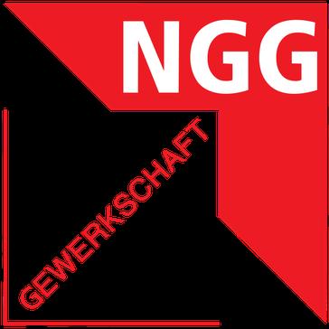 Gewerkschaft Nahrung-Genuss-Gaststätten (NGG) Logo