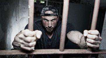 Gefängnis /Zelle Bild: Unsplash/WB / Eigenes Werk