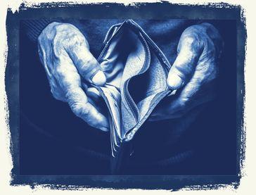 Insolvenz, Armut (Symbolbild)