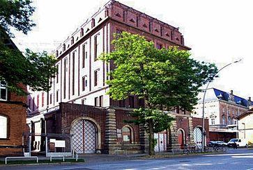 Untersuchungshaftanstalt am Holstenglacis