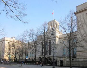 Russische Botschaft in Berlin