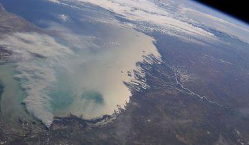 Bild: Flickr.com/NASA's Marshall Space Flight Center/сс-by-nc