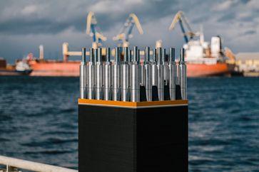 "PROMETHEUS PEM-Elektrolyse-Stack -  Bild: ""obs/HOELLER Electrolyzer GmbH/Stefan Trocha Photography"""