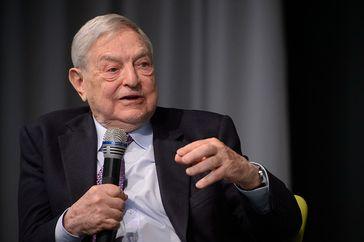 George Soros Bild: Heinrich-Böll-Stiftung, on Flickr CC BY-SA 2.0