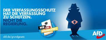 Die Alternative für Deutschland (AfD) ist vollkommen unbeliebt bei den alteingesessenen  Konkurenzparteien CDU-SPD-FDP-GRÜNE (Symbolbild)