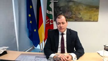 Mark Speich, Staatssekretär für Bundes- und Europaangelegenheiten in Nordrhein-Westfalen  Bild: © European Union Fotograf: Europäischer Ausschuss der Regionen