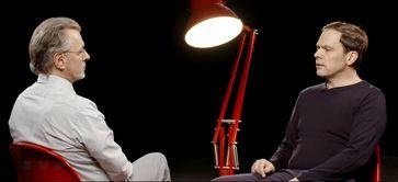 """Bild: Screenshot Youtube Video: """"M-PATHIE – Zu Gast heute: Jens Lehrich – """"Menschlichkeit siegt"""""""