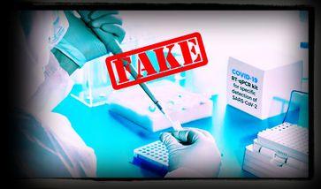 PCR-Tests dienen der Manipulation bezüglich COVID-19(Symbolbild)