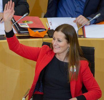 Janine Wissler (2019)