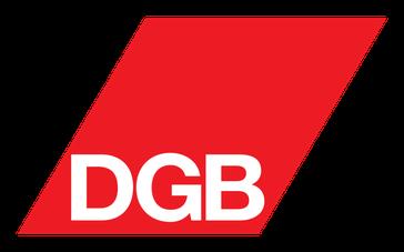 Deutscher Gewerkschaftsbund (DGB) Logo