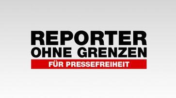 Logo - Reporter ohne Grenzen e.V.