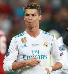 Cristiano Ronaldo im Champions-League-Finale 2018