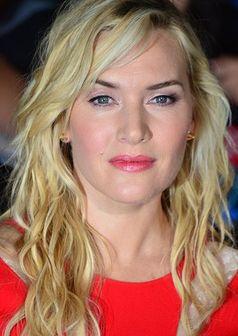 Kate Winslet bei der Filmpremiere von Die Bestimmung – Divergent im März 2014