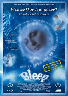 Filmplakat - Bleep