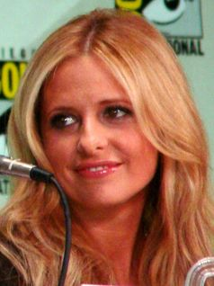 Sarah Michelle Gellar bei der San Diego Comic-Con International im Juli 2011