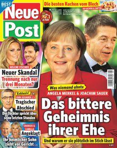 "Cover Neue Post #08/19 Bild: ""obs/Bauer Media Group, Neue Post"""