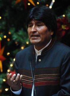 Evo Morales (2009)
