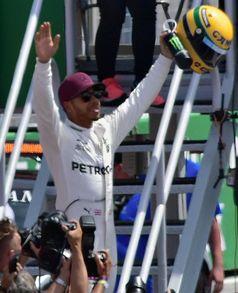 Lewis Hamilton (2017)