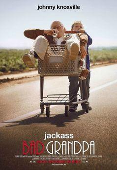 "Kinoplakat ""Jackass: Bad Grandpa"""