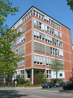 Fielmann-Hauptverwaltung in Hamburg-Barmbek